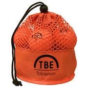 12個セット TOBIEMON 2ピース カラーボール メッシュバック入り オレンジ TB