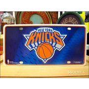 ライセンスプレート NBA NEW YORK KNICKS