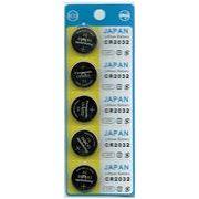 パナソニック CR2032 リチウム電池 5個パッケージ