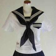 三角型スカーフ 黒