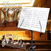 ◇楽器・演奏の練習に◇扱う楽器や身長・姿勢に合わせて高さ調節可! ScoreStand◇譜面台◇楽譜立◇