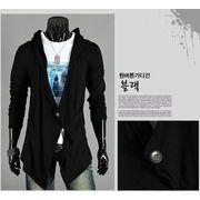 コート♪ダークグレー/ブラック2色展開◆【春夏新作】