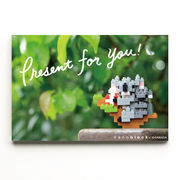 【在庫わずか!】世界最小級のサプライズ☆nanoblockポストカード【コアラA】