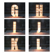 SIGN WITH LIGHT 「G~L」
