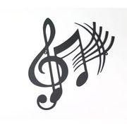 <AMANO>【ウォールアート】ミュージック