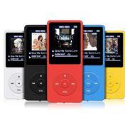 MP3プレーヤー 16GB 超軽量 スポーツ ランニング  再生速度調整可 切タイマー付き