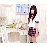 ■送料無料■超ミニチェックスカート 色:ピンクラメ サイズ:M/BIG