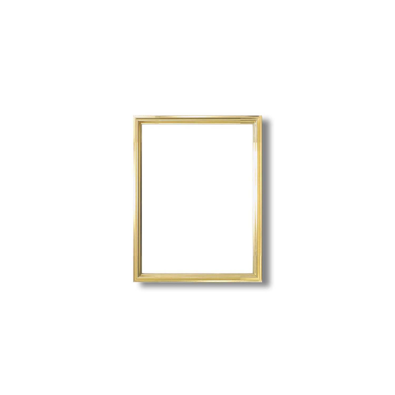 【額縁】5002アルミのデッサン額 インチサイズ(255×203mm)