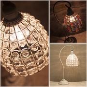 【Chandelier Verre Table Lamp】2色展開★シャンデリア ベレ テーブルランプ ♪