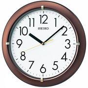 【新品取寄せ品】セイコークロック 掛時計 KX621B