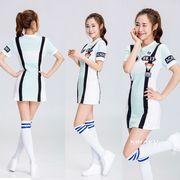 【即日出荷】ワンピース チアガール レースクイーン コスプレ衣装【7704】