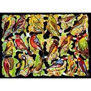Ernst Freihoff スクラップシート <鳥> *クロモス