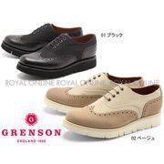 【グレンソン】 5275 マックス MAX ウイングチップ  シューズ 紳士靴 全2色 メンズ