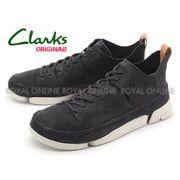 【クラークス】 26107366 カジュアルシューズ トライジェニックフレックス ブラック メンズ