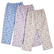 ●欲しかったパジャマの下 花柄3色組