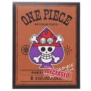 《文具》ワンピース 海賊旗ふせん大小2種セット/エース ONE PIECE