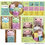 「ぬいぐるみ」「Pickles the frog」ふわふわピクルス in BOX