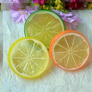 DIY用デコレーション 樹脂 フルーツ果物 フルーツデコパーツ 手芸 クラフト生地 材料全3色