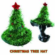 クリスマス ツリー ハット