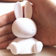激安☆製菓★フォンダン★アロマストーン★モールド★手作り石鹸★石膏★チョコ★キャンドル★ウサギ
