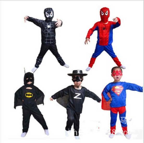 一部即納 ハロウィン売り切り大人気!個性的ハロウィン衣装  子供用  コスプレ 衣装  3点セット