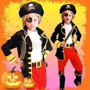 ハロウィン衣装 子供 男の子 海賊風 仮装 コスチューム ハロウイン コスプレ