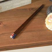 レトロヴィンテージ 箸 ジニア(花)