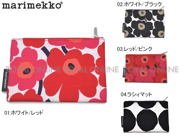 【マリメッコ】 43444 コスメポーチ KEIJULI UNIKKO COSMETIC BAG ロゴ バッグ 北欧 全4色
