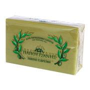 パポタニス 【ギリシャの天然オリーブ石鹸】ギリシャ石鹸 125g オリーブ