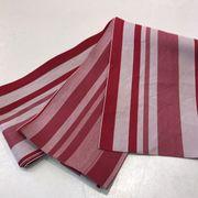 激安【日本製】高級 新作 アウトレット 注:単衣 半幅帯/リバーシブル /洗える着物用