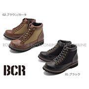 【BCR】 BC-783 プレーントゥ カジュアルブーツ 全2色 メンズ