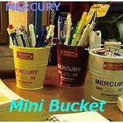 【MERCURY Mini Bucket】 マーキュリー・ミニバケツ (全8色)