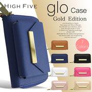 HIGH FIVE gloをオシャレに持ち運び。 サフィアーノレザーgloケース グローケース 7色