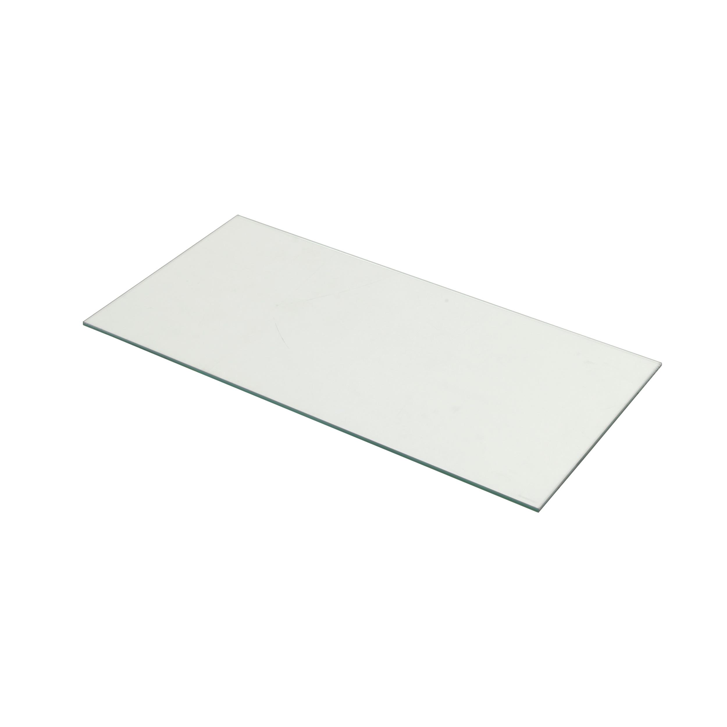 コレクションラックレギュラー専用ガラス棚板 1枚 奥行29cm用