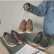 秋冬メンズミュール ファッション♪ブラウン/ダークブラウン/ブラック3色