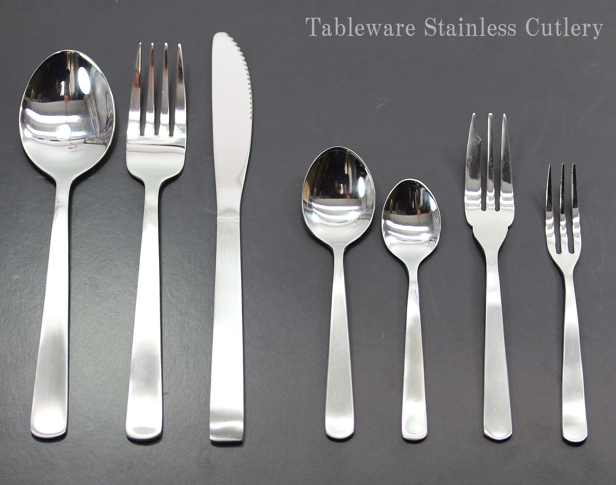 《アウトレットsale》Tableware Stainless Cutlery 7種 カトラリー セット