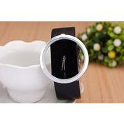 ファッション レディース 腕時計  復古 透明 個性
