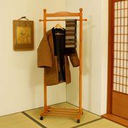 【直送可】木製パーソナルハンガー WH22