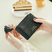 【人気売れ筋 雑貨】 ファスナー付き小銭入れ カード収納ケース  キーケース  ミニ財布