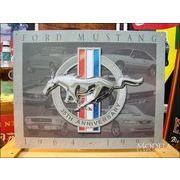 アメリカンブリキ看板 マスタング 35th Anniversary