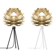 UMAGE(VITA) Silvia mini Brushed Brass (Tripod Table)
