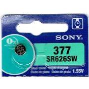 SONY ボタン電池 SR626SW(377)