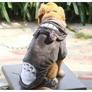 【自社工場】犬服 冬 ペット服 2タイプ 変身 大きいサイズ 3XL-9XL 大型犬