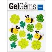 GelGems ジェルジェムバッグS 「ミツバチクローバー」