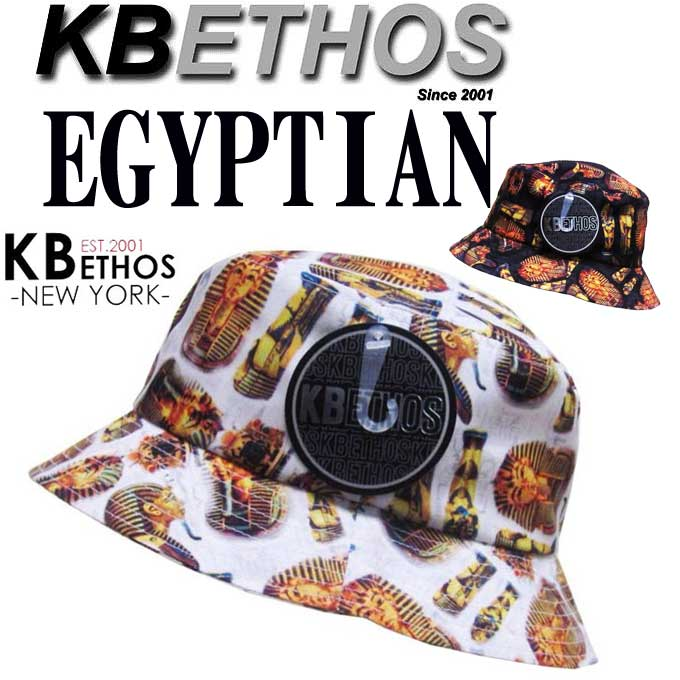 3d4a4c3bb3b KB ETHOS Egyptian BUCKET HAT 13379 ファッション雑貨 有限会社 ...