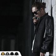 【R‐O】メルトンMA‐1ジャケット