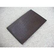 ■手帳カバー■カードケース■革製■ブラウン■No.43