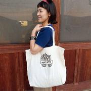 【2018春夏ファッション】スワヒリことばショッピングバッグ