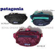 【パタゴニア】 49446 ライトウェイト トラベル ミニ ヒップパック 1L  ウェストバッグ 全3色 メンズ