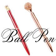 BLHW155203◆5000以上【送料無料】◆ラインストーン ダイヤモンドモチーフ ボールペン